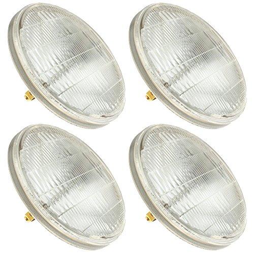 (Industrial Performance 4554, 450 Watt, PAR46, 2 Screw Terminals Base Light Bulb (4 Bulbs) )