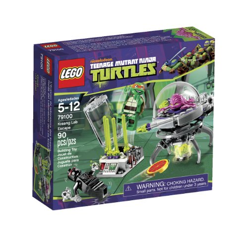 LEGO Ninja Turtles Kraang Lab