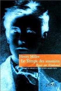 Le temps des assassins par Miller