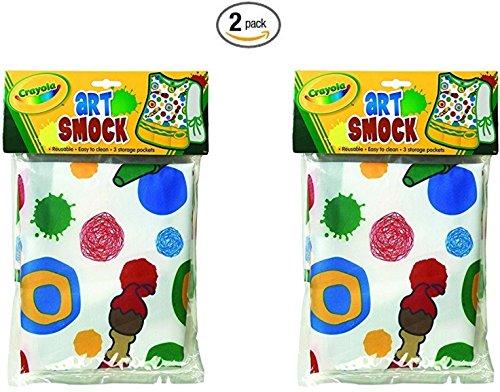 Crayola - Art Smock, (Case of 12)