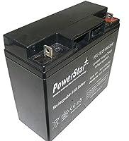PowerStar PS12-18-103 12V 18Ah SLA Battery for Swisher 24 HP Kawasaki Riding Mower - 2 Years Warranty