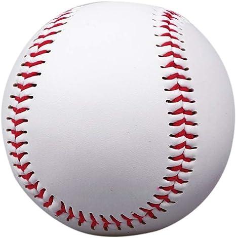Balight 9# Bolas de béisbol Hechas a Mano Pelotas de béisbol ...