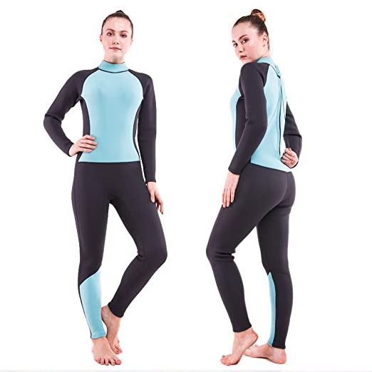 e086a6c68 DEHAI Men Women's Thermal Wetsuits Full Suit and Shorties Sleeves 3mm  Neoprene Youth Adult's Suit Diving Swimming Snorkeling Surfing Scuba  Jumpsuit ...