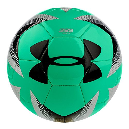 Under Armour Desafio 395 Soccer Ball, Vapor Green, Size 5