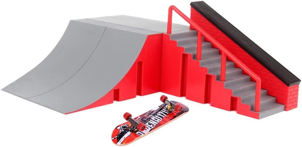 UK Finger Skateboard Fingerboard Skate Board Kids Table Deck Mini Children Toys