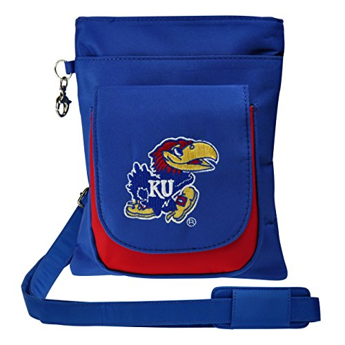 Logo NCAA Charm14 Traveler Bag Womens Crossbody Embroidered 4pwYw7Fq