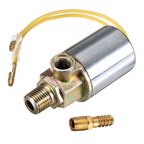 Truck Air Horn Electric Solenoid Valve Heavy Duty 1/4