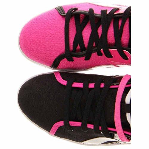 Reebok Uppifrån Nc Womens Mode Sneakers Modell V53684 Dynamisk Rosa