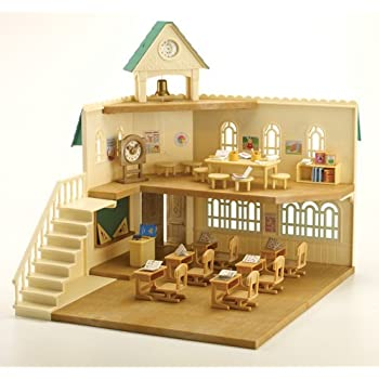 Amazon.com: Calico Critters Berry Grove Elementary School