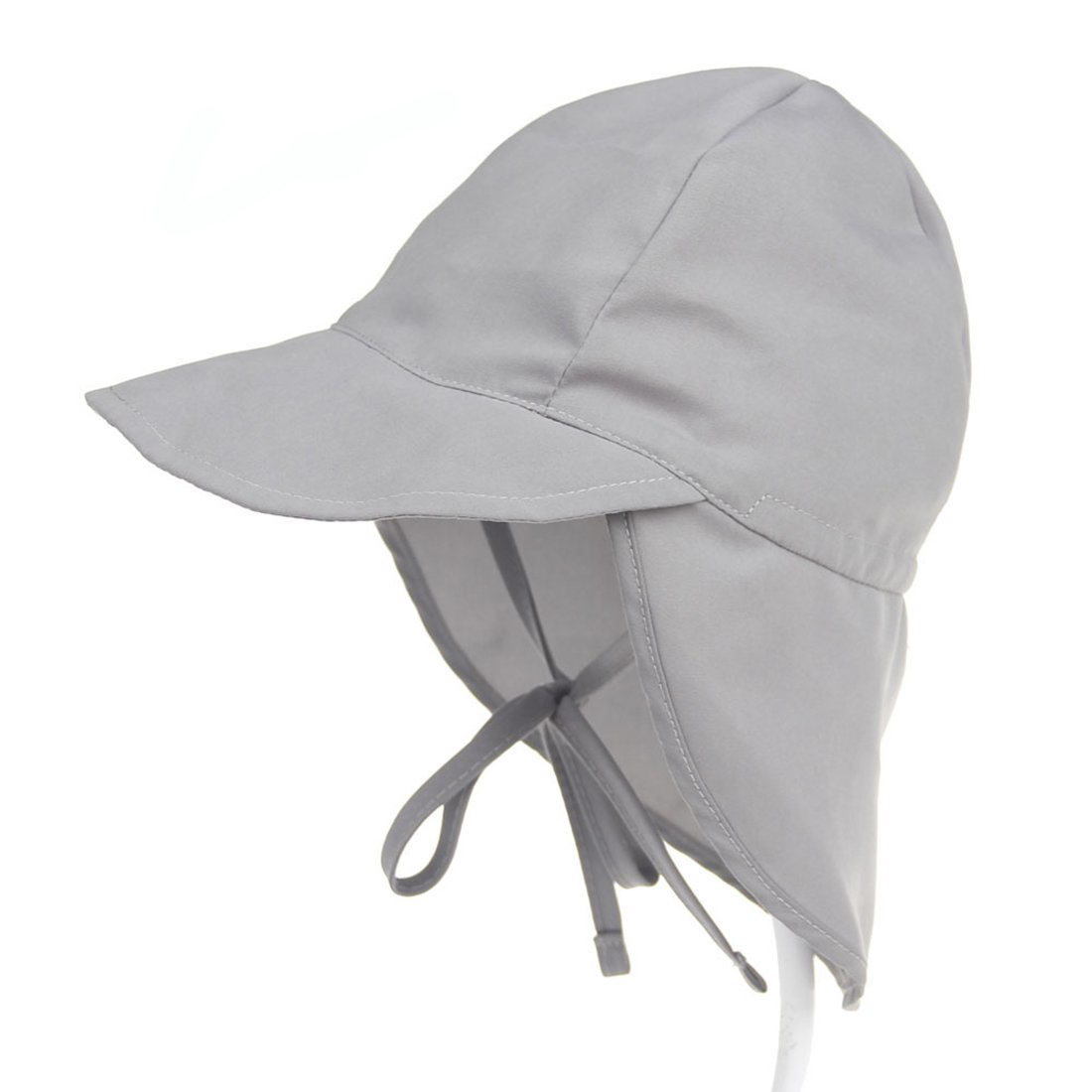 Adjustable Flap Hat Neck Protection Summer Visor Cap Breathable Fast Drying Beach Hat For Babies and Toddlers Boomly Kids Sun Protection Hat UPF50