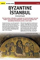 Byzantine Istanbul (Constantinople) Pamphlet