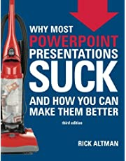 Why Most PowerPoint Presentations Suck (Third Edition)