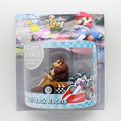Mario Kart Wii Coche de cuerda Donkey Kong 12 cm: Amazon.es: Juguetes y juegos
