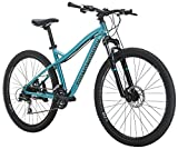 Cheap Diamondback Bicycles Lux 27.5 St Women's Mountain Bike Small/15″ Frame, Blue, 15″/ Small