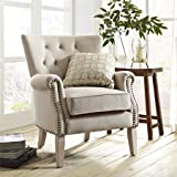 Better Homes & Gardens Rolled Arm Accent Chair, Multiple Colors
