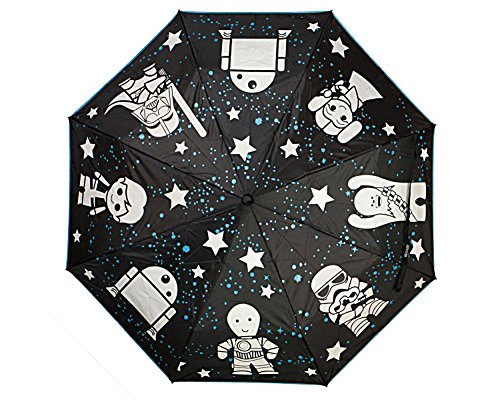 Star Wars - Liquid Reactive Color Changing Umbrella 36 x 21in]()