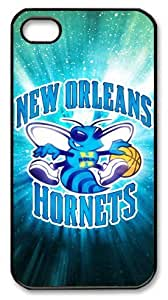 THYde LZHCASE Personalized Protective Case for ipod Touch4 - NBA New Orleans Hornets Logo ending