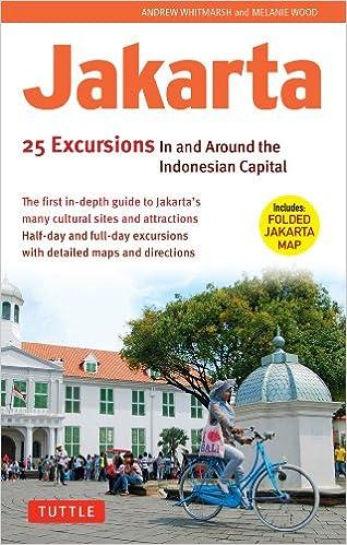 Freelance tour guide jakarta