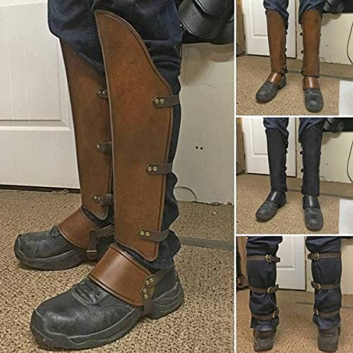 Wraith of East Medieval Boot Covers