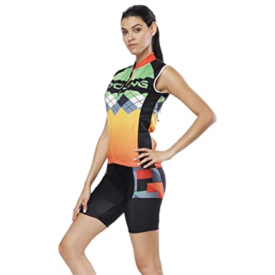 Lpfkkk 2019 Pro Summer Cycling Jersey Set Mujeres Ropa de ...