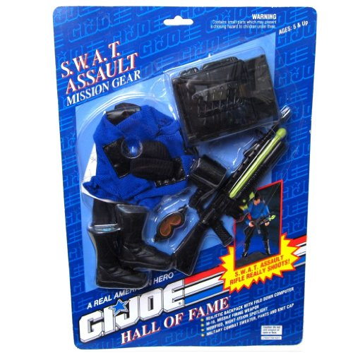 Gi Joe Mission Gear (G.I. Joe S.W.A.T. Assault Mission Gear for 12