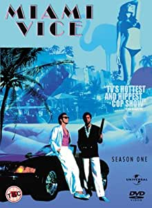 Amazon.com: Miami Vice - Season 1 - Boxset 3 DVD - Import