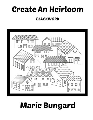 Create An Heirloom in Blackwork