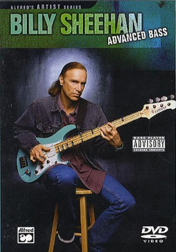 Billy Sheehan- Advanced Bass by Alfred