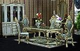 George Versailles classic traditional Furniture Dining Room Set AF110