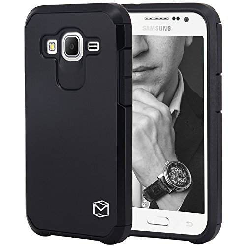 Cheap Cases Core Prime Case, MP-MALL [Dual Layer] [Shockproof] Armor Hybrid Defender Anti-Drop Rugged..