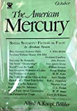 img - for The American Mercury October 1934 book / textbook / text book