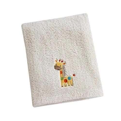 Little Me Baby Blanket, Giraffe