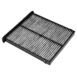 Fydun Air Filter Car Cabin Anti-Pollen Dust Replacement Part Activated Carbon Cloth Air Filter for Mazda 3 6 CX-5 KD45-61-J6X