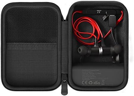 B11 TaoTronics BR012 Akku Case Aufladen Box 750mAh Lade-Etui LED Kopfhörer 95g