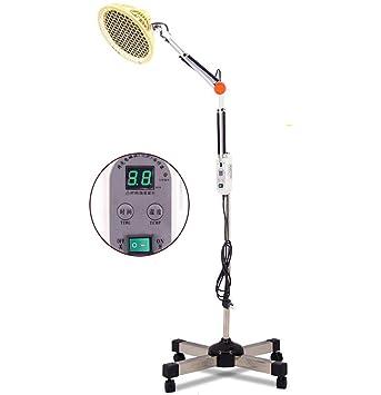 250W TDP Lejos Mineral Calor Lámpara Terapia Acupuntura Ligero Electromagnético Cabeza Piso Modelo Fisioterapia Aparato: Amazon.es: Deportes y aire libre