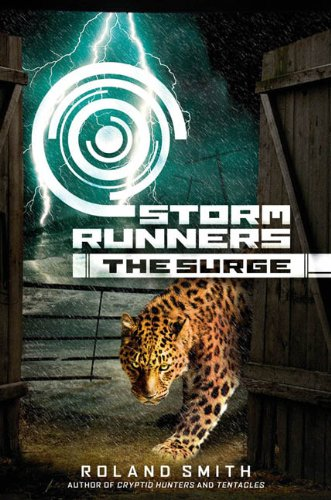 Storm Runners #2: The Surge - Audio Library Edition by Scholastic Audio Books