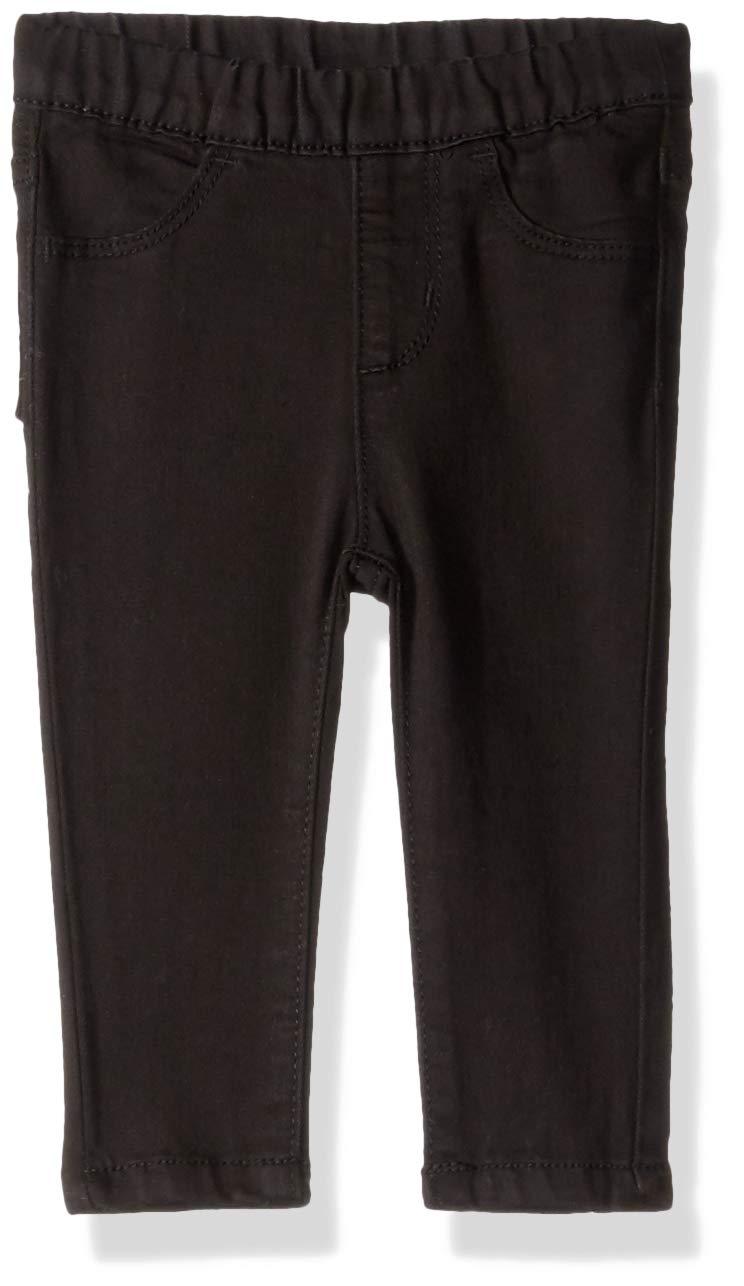 Crazy 8 Big Girls' Basic Jegging Pants, Black, 12
