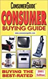 2001 Consumer Buying Guide, Consumer Guide Editors, 0785347127