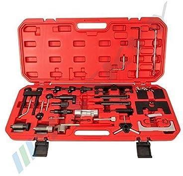 Haskyy Motor Einstellwerkzeug Arretierwerkzeug Zahnriemen Werkzeug Satz Auto