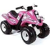 Smoby Quad Rallye Girl - juguetes de montar