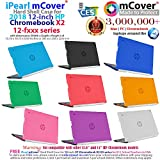"mCover Hard Shell Case for 12"" HP Chromebook X2"