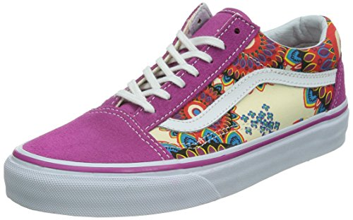 Old Vans mode Homme Multicolore Skool Baskets U Tqxqw6nA
