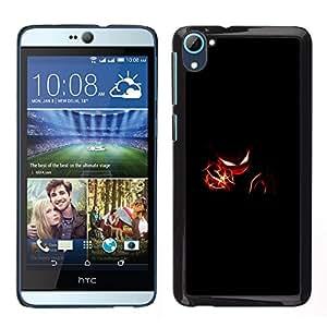 EJOY---Cubierta de la caja de protección la piel dura para el / HTC Desire D826 / --Araña superhéroe Resumen