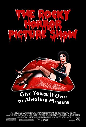 007 The Rocky Horror Picture Show 24x36 Inch Silk Poster Aka Wallpaper Wall Decor By Neuhorris