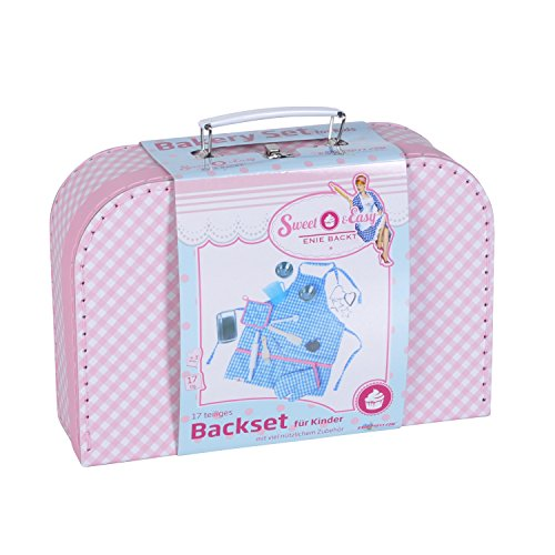 Knorrtoys 38006 - Sweet & Easy - Enie backt - Koffer Backset