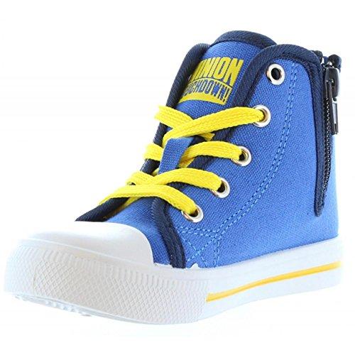 Sneaker für Junge und Mädchen DISNEY DE002233-B2124 CBLU-WHT