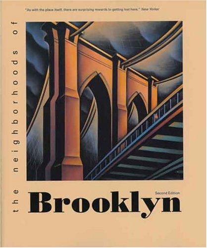 The Neighborhoods of Brooklyn (Neighborhoods of New York - Outlets Map Atlantic City