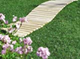 Cedar Garden Walkway