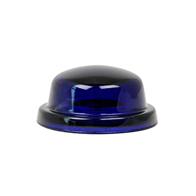 GG Grand General 82816 Blue Glass Lens for Dome Light: Automotive