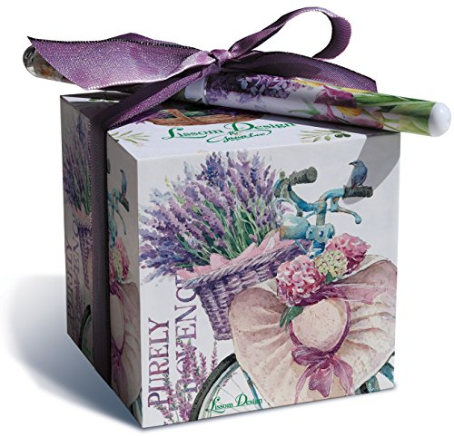 (Lissom Design Paper Block Set, Lavender Allure)